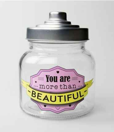 You are more than beautiful - snoeppot