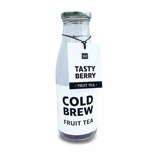 Cold brew fruit thee | tasty berry