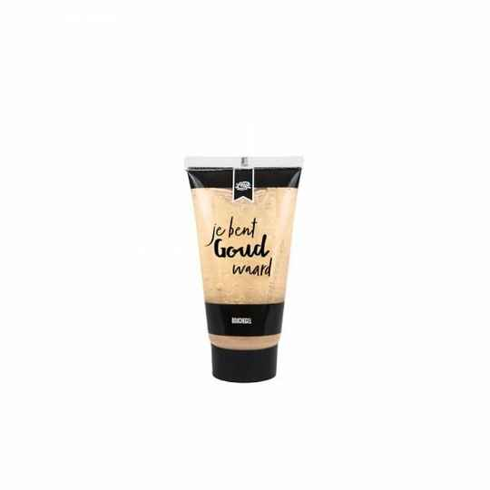Douchegel tube 50ML – Je bent goud waard