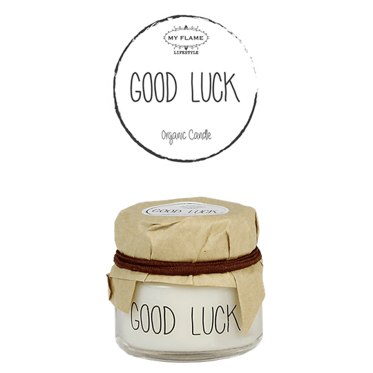 Mini sojakaarsje - good luck