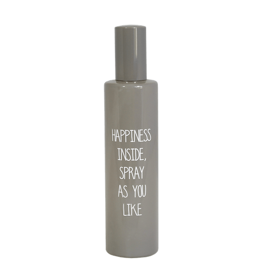 Roomspray - happiness inside - geur: flower bomb