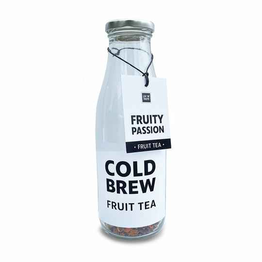 Cold brew fruit thee | fruity passion