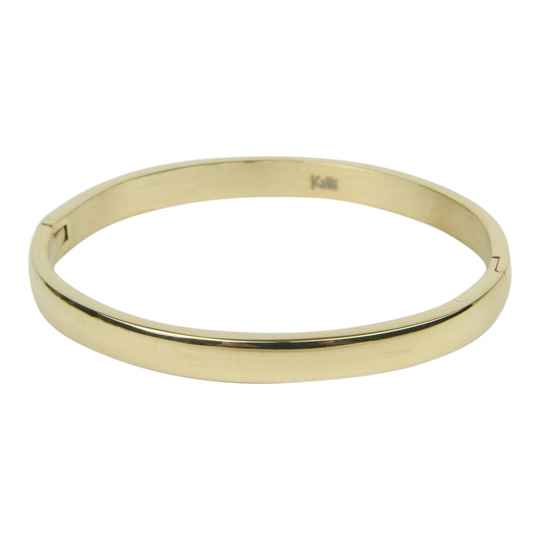 Bangle rounded shiny