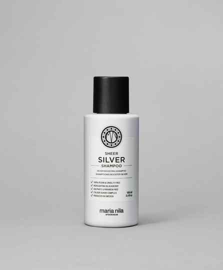 Sheer Silver Shampoo 100 ml