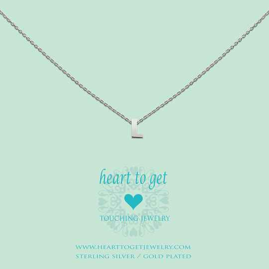 Heart to Get Initial L L153INL13S