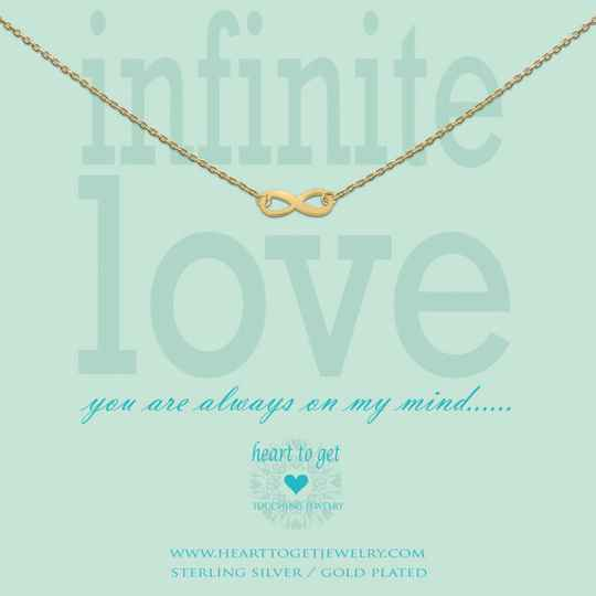 Heart to Get Collier Infinity N15INF11G