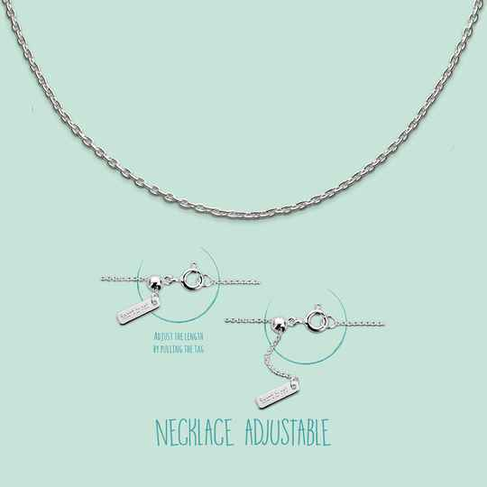 Collier adjustable C230ADJ14S