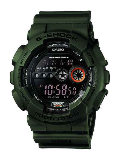 G-Shock Horloge GD-100MS-3ER