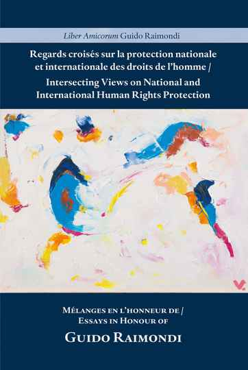 Intersecting Views on National and International Human Rights Protection (Hardcover)