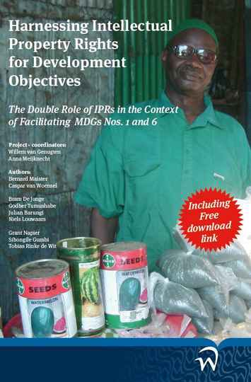 Harnessing Intellectual Property Rights for Development Objectives