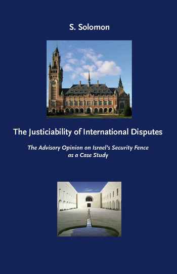 The Justiciability of International Disputes