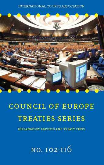 Council of Europe Treaties Series