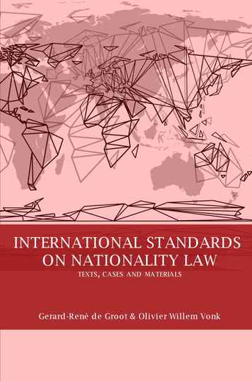 INTERNATIONAL STANDARDS ON NATIONALITY LAW