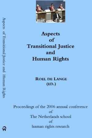 Aspects of Transitional Justice and Human Rights