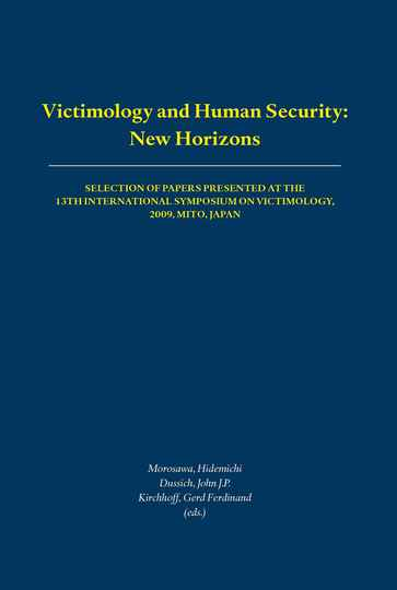 Victimology and Human Security: New Horizons