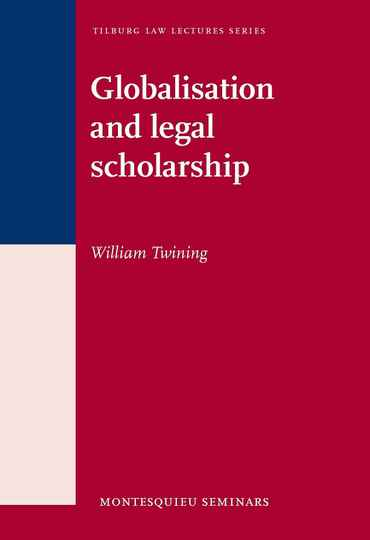 Globalisation and legal scholarship
