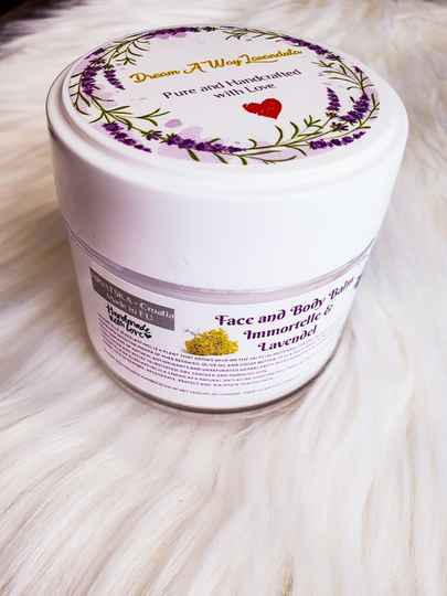Face and Body Balm Natural Anti-aging