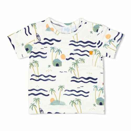 SS21 Feetje 5170059321  T-shirt AOP- here comes the fun