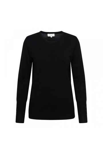 AW22 &Co Bettie Pullover Button M-PU 103-A