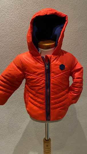 Winterjas Tumble 'n Dry Fiery Coral OUTLET-J-80