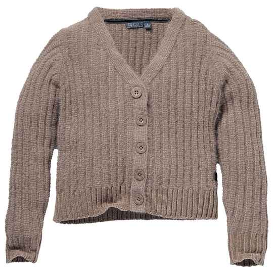 AW22 Levv Roos cardigan taupe