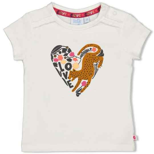 SS21 Feetje 51700632 T-shirt Whoopsie daisy offwhite