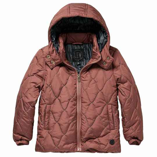 AW22 Levv Selly Jacket Dull Bronze