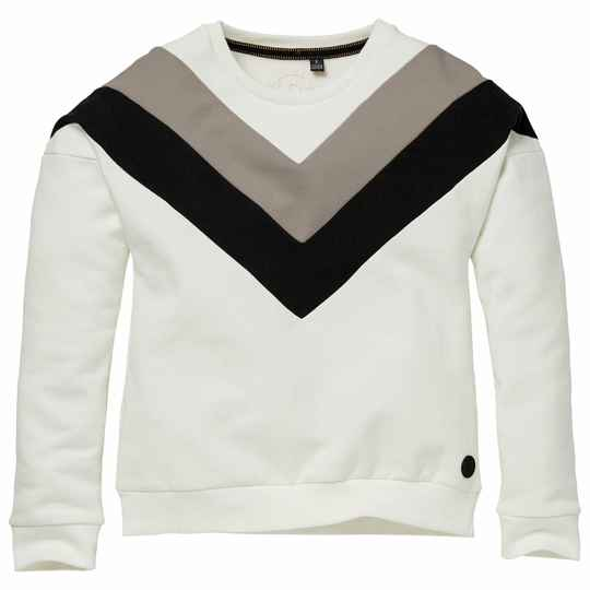 AW22 Levv Robijn sweater off white