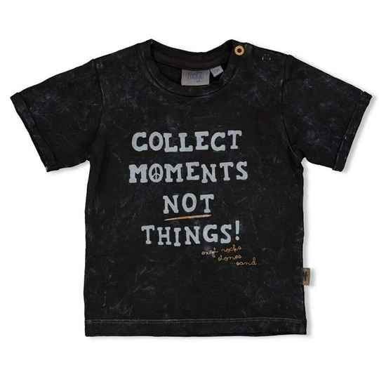 SS21 Feetje T-shirt moments looking sharp 51700618 Antraciet