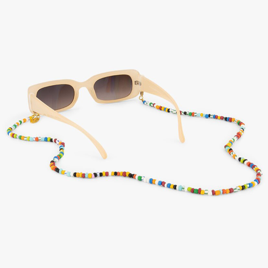 Sunnycords Brilkoord Multicolored Beads