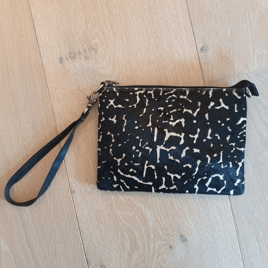 Clutch bag - zwart