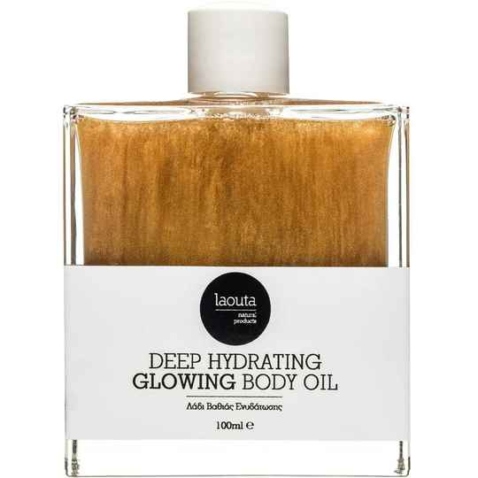 Deep Hydrating Glowing Dry Oil (Bronze)