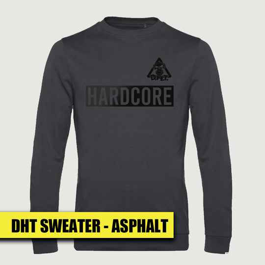 DHT Sweater - Asphalt