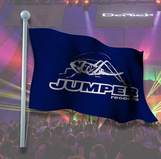 JUMPER Records Flag
