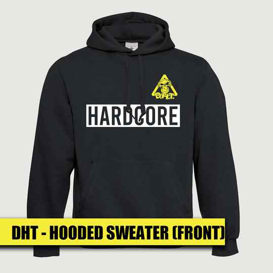 DHT Hooded Sweater
