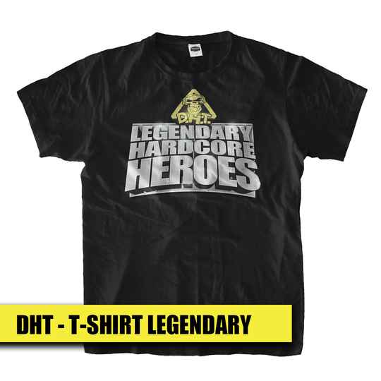 DHT T-Shirt 'Legendary'