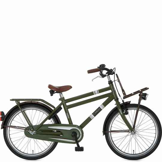 Alpina Cargo army green 18""