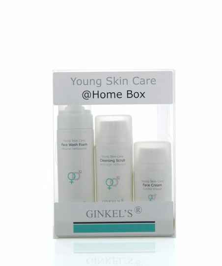 GINKEL'S YOUNG SKIN CARE – @HOME BOX