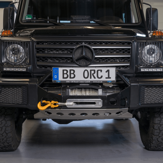 ORC Winch bumper for Mercedes G 463 from model 2016-2018 (W463 (Old) ) - [PRO000053]
