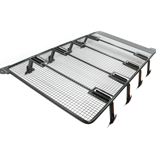 Expedition Steel Flat Roof Rack for Mercedes Benz G-Wagen (W460 W461 W463 ) [PRO000084]