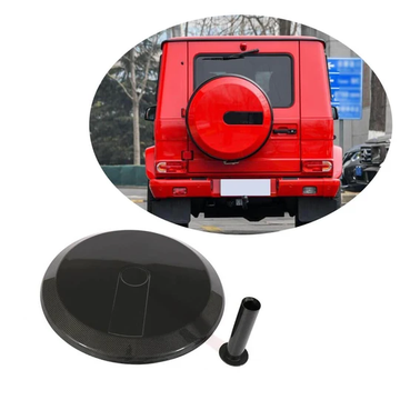 Carbon Spare tire Cover (W460 W461 W463 (Old) ) - [PRO000042]
