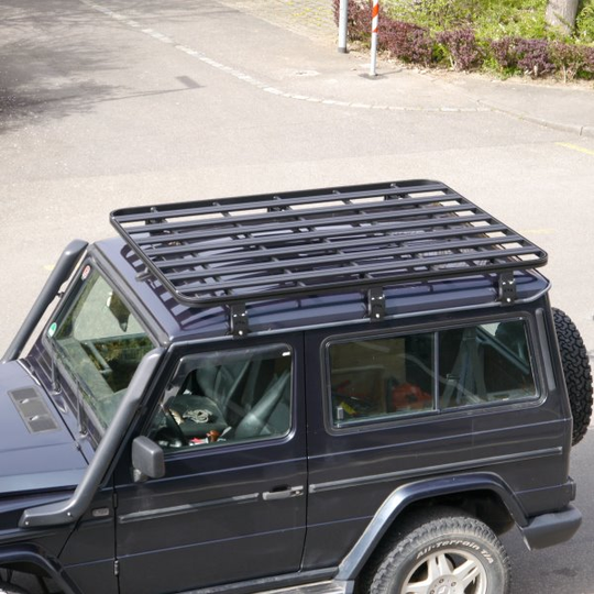 ORC Roof Rack (Rack only) (Black 1950 mm x 1477 mm for 3-Door G) (W460 W461 W463 463a ) [PRO000080]