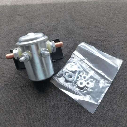 Interrupt Relais 12 V For Winch Mounting  (W460 W461 W463 W463a) [PRO000122]