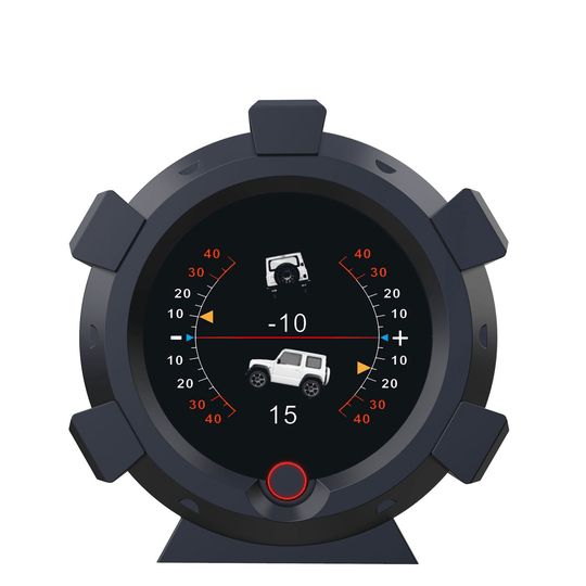 Inclinometer Dashboard [PRO000230]