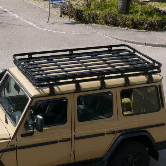 ORC Roof Rack Complete Set (Black 2400 mm x 1477 mm for 5-Door G) (W460 W461 W463 463a ) [PRO000077