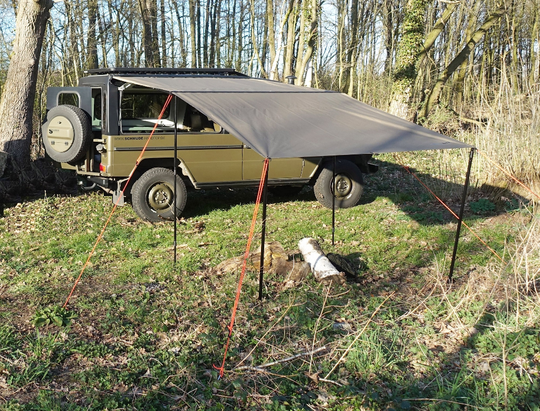 Front Part for Rhino Awning 2m
