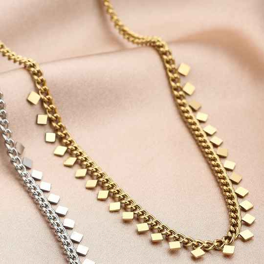 Ketting Little Squares