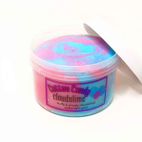 Cotton Candy Cloud Slime  250ml