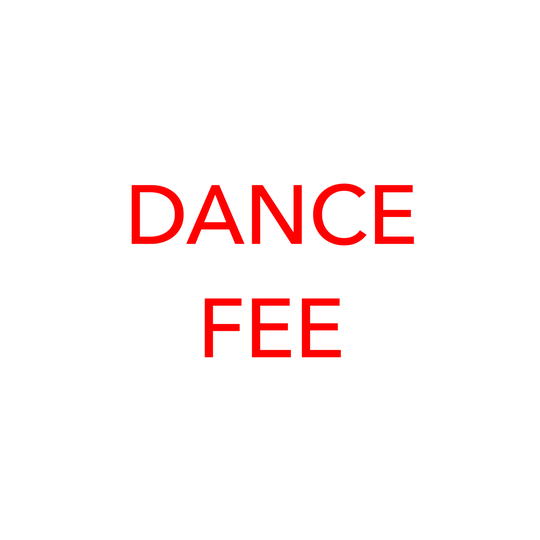 Fee per Dance ( If you enter more then 1 Age or Level division you need to pay an extra fee per dance. ( First age / level division is in your competitors pass )