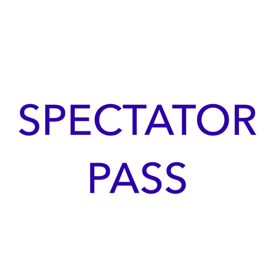 Saturday Spectator Day Pass Adults